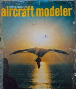 American Modeler Magazine, April 1974, as bought at the time from a local hobby shop in Chicago. Circa early 80's.