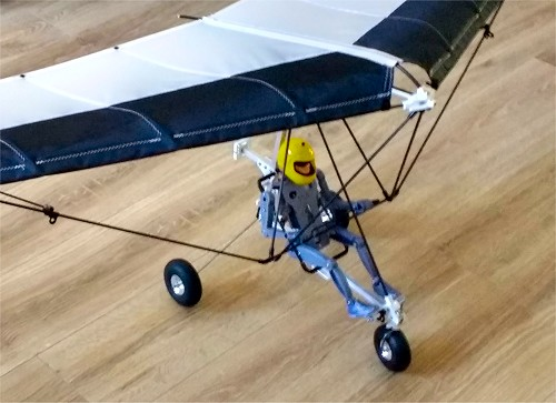 MIA 2018 Present Day RC Microlight 3
