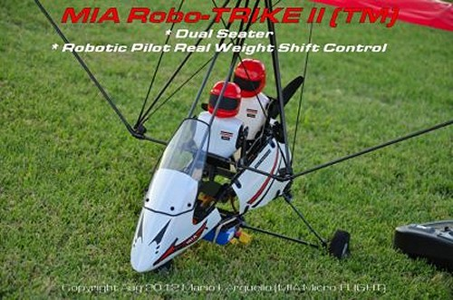 MIA Direct Control RC Microlight 2