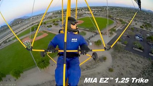 MIA RC Microlight Indirect Control 4