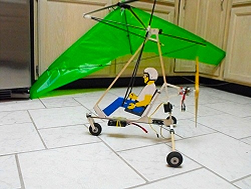 MIA Most Prominent Early RC Trike Designs 1